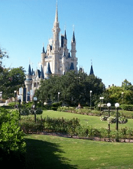 Walt Disney World Magic Kingdom Ticket Packages - Child