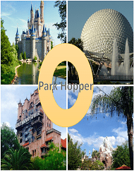 Walt Disney World Park Hopper Child Ticket Packages