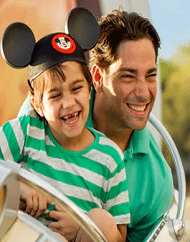 Walt Disney World Park Magic Your Way Base Ticket