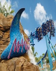 SeaWorld Orlando Single Day Theme Park Tickets