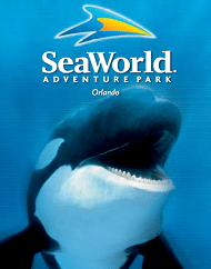 SeaWorld Orlando Single Day Tickets