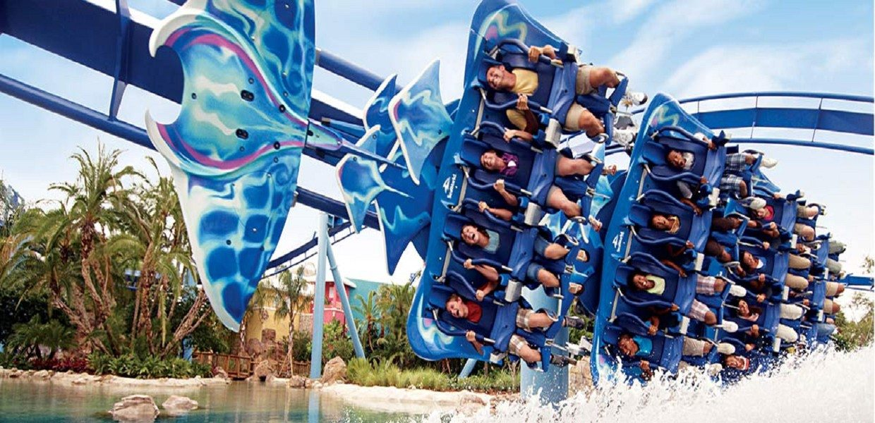 The Tour Exchange SeaWorld Orlando Unlimited Ticket Plus Parking