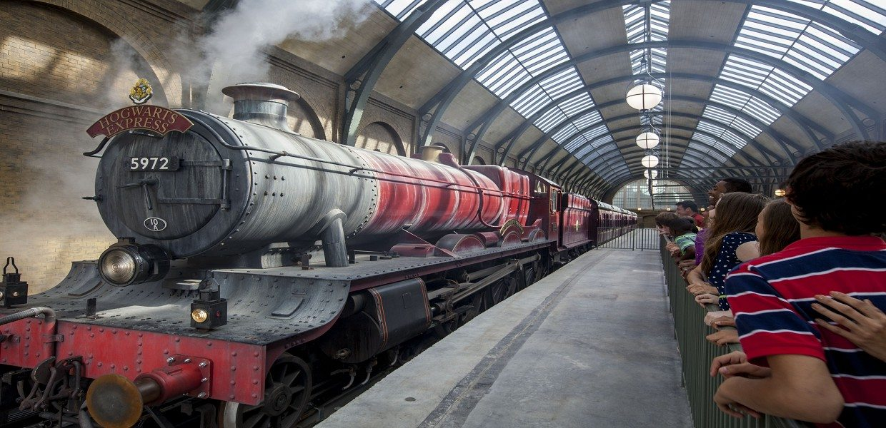 The Tour Exchange Universal Orlando Resort Hogwarts Express