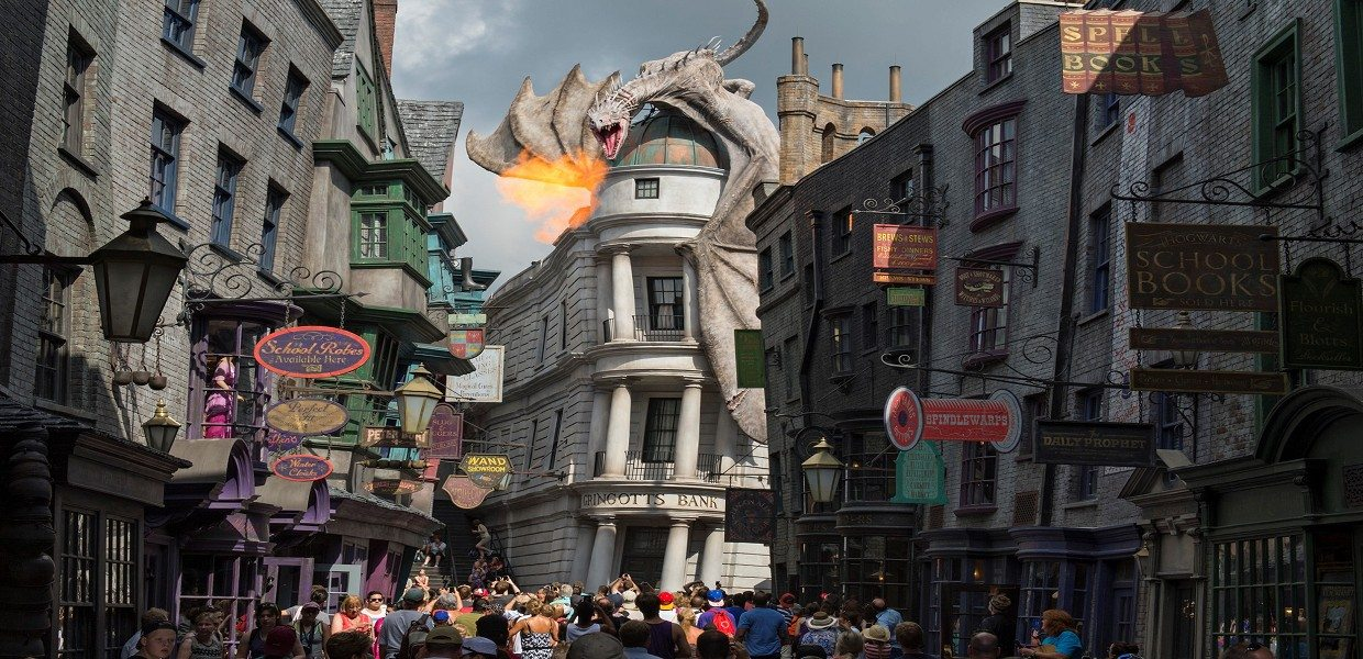The Tour Exchange Universal Orlando Resorts Harry Potter