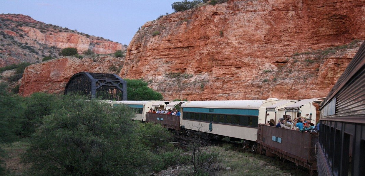 The Tour Exchange Verde Canyon Railroad Plus Copper Museum Tour
