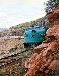 Verde Canyon Railroad Plus Historic Jerome Tour