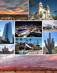 Phoenix & Scottsdale City Half-Day Tour