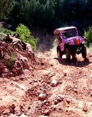 Pink Jeep Sedona Diamondback Gulch Tour
