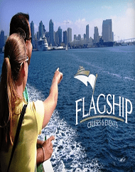 Flagship Cruises San Diego Bay Full Harbor Cruise