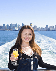Sunday Champagne Brunch Cruise