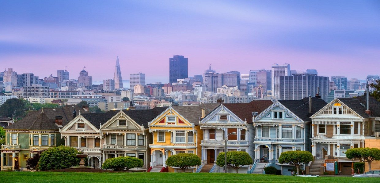 The Tour Exchange Extranomical Tours San Francisco City Insider Painted Ladies